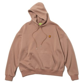 Whatever Smile Hoodie (Salmon)
