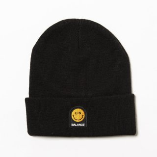 Whatever Smile Beanie (BLACK)