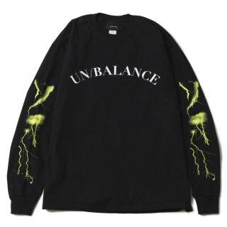 Lightning L/S Tee (Black)