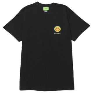 Easy Smile Tee(BLACK)<img class='new_mark_img2' src='https://img.shop-pro.jp/img/new/icons1.gif' style='border:none;display:inline;margin:0px;padding:0px;width:auto;' />