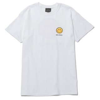 Easy Smile Tee(WHITE)<img class='new_mark_img2' src='https://img.shop-pro.jp/img/new/icons1.gif' style='border:none;display:inline;margin:0px;padding:0px;width:auto;' />