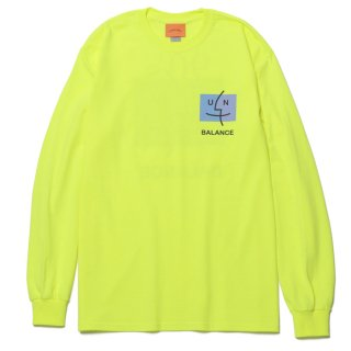 Classic L/S Tee (NEON GREEN)<img class='new_mark_img2' src='https://img.shop-pro.jp/img/new/icons1.gif' style='border:none;display:inline;margin:0px;padding:0px;width:auto;' />