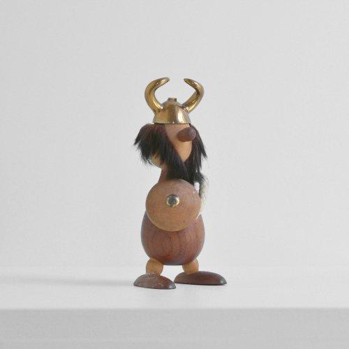 Viking Doll Bottle Opener
