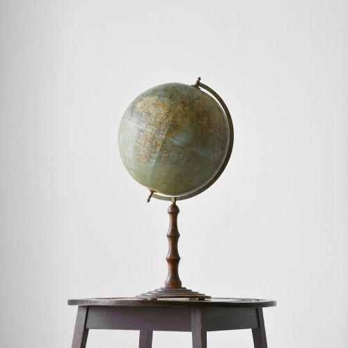 40s Vintage Globe
