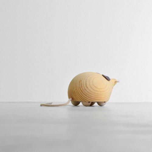 Aarikka Wooden Mouse