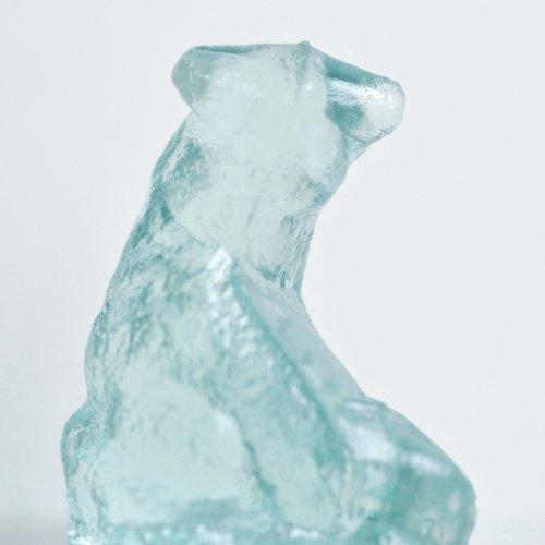 Ice Glass Skansen Bear