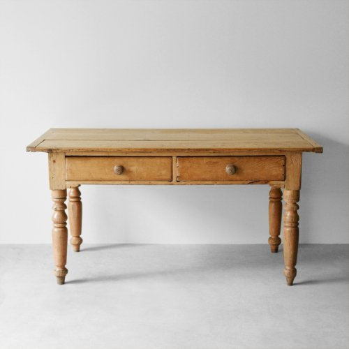 British Pine Table