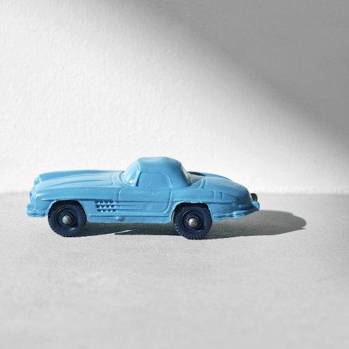 Mercedes Bentz 300SL Vinyl Car