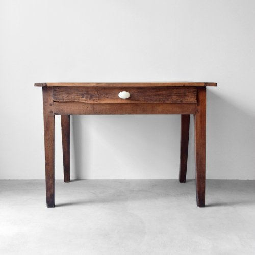 Ceramic Knob Brown Table