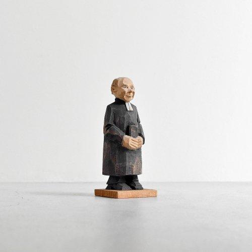 Priest Figure