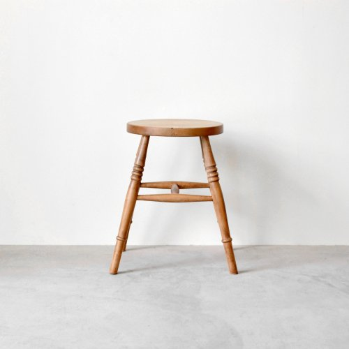 Oak Seat Stool