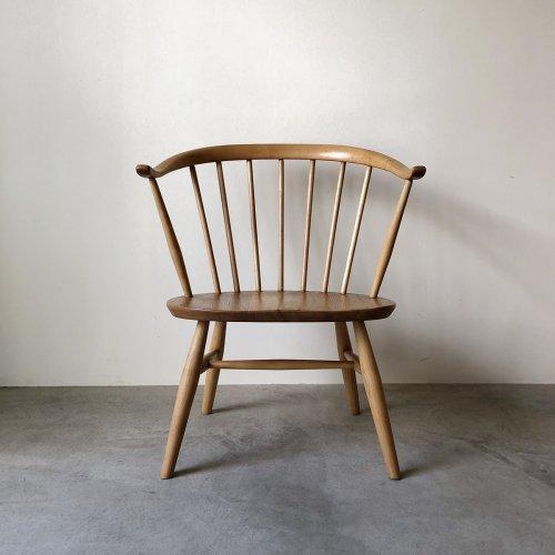 Ercol Cowhorn Lounge Chair