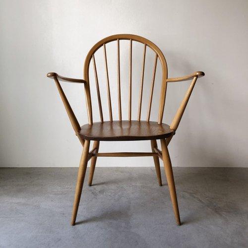 Ercol Wide Bowback Arm Chair