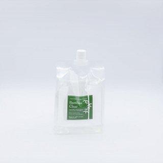 バンブークリア詰替用1Lパックタイプ(無添加洗濯用竹洗剤 Bamboo Clear)