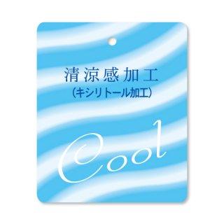★1019-06  「清涼感加工」下げ札(ラベル) @9.90〜