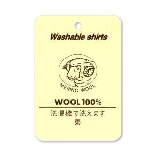 1080-10 「洗濯機で洗えます」下げ札(ラベル) @8.80〜