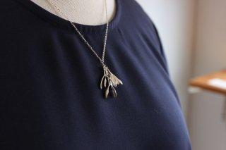 穀雨 ヤドリギの下ネックレス