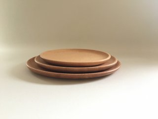 木のお皿L