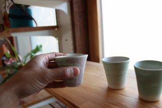 山崎裕子 326    茶杯 b.