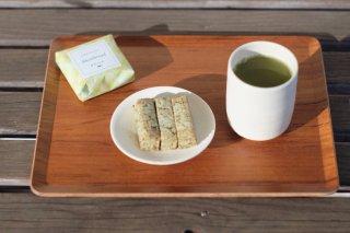 ショートブレッド(日本茶のおともに)/おやつラボ