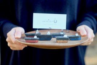船のカードスタンド(d.e.f)