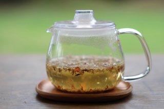 Organic herb tea うるおい循環/ Kakeya herb lab