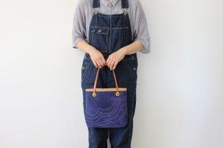 マチなしトート革かばん[B] / 仁子鞄