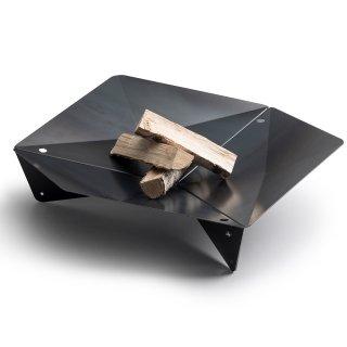 höfats(ホーファッツ) TRIPLE Fire bowl 焚き火台φ90cmタイプ