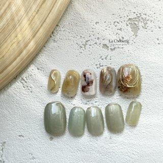 La Chouette nail tips #Ayaka1