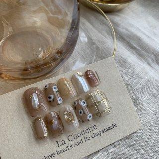 La Chouette nail tips #muku1