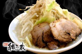 【麺豪 織蔵】織蔵しおラーメン(ニンニク入り)