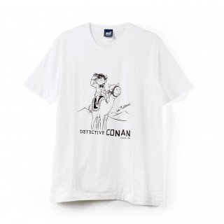 【探偵社】Tシャツ(らくだホワイト)