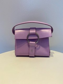 JS by Julia Skergeth   ultra mini bag  purple