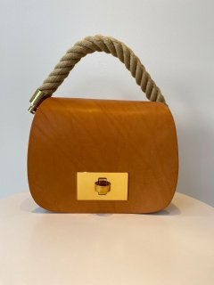 AGNES NORDENHOLZ   vegetable tanned leather bag