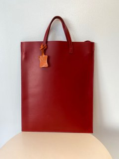 TUSTING   leather tote bag