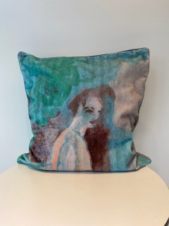 Georgina von Etzdorf  cushion A