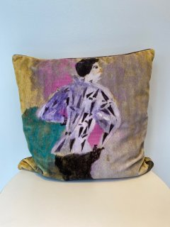 Georgina von Etzdorf  cushion