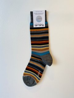Pantherella  mens socks mid grey mix