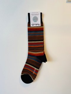 Pantherella  mens socks black mix