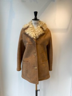 1970's deadstock Abercrombie&Fitch sheepskin coat