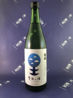 梅錦 純米吟醸酒里海の環720ml