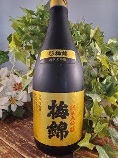 梅錦 純米大吟醸酒えひめSAKE with Food2019金賞受賞真鯛ベストマッチえひめの酒720ml