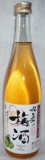 梅美人の梅酒720ml