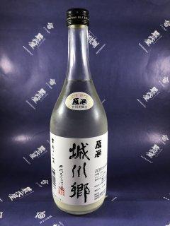城川郷 特別本醸造原酒720ml
