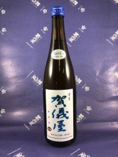 伊予賀儀屋 無濾過純米原酒責任仕込別囲い限定酒Toshi's Sake720ml