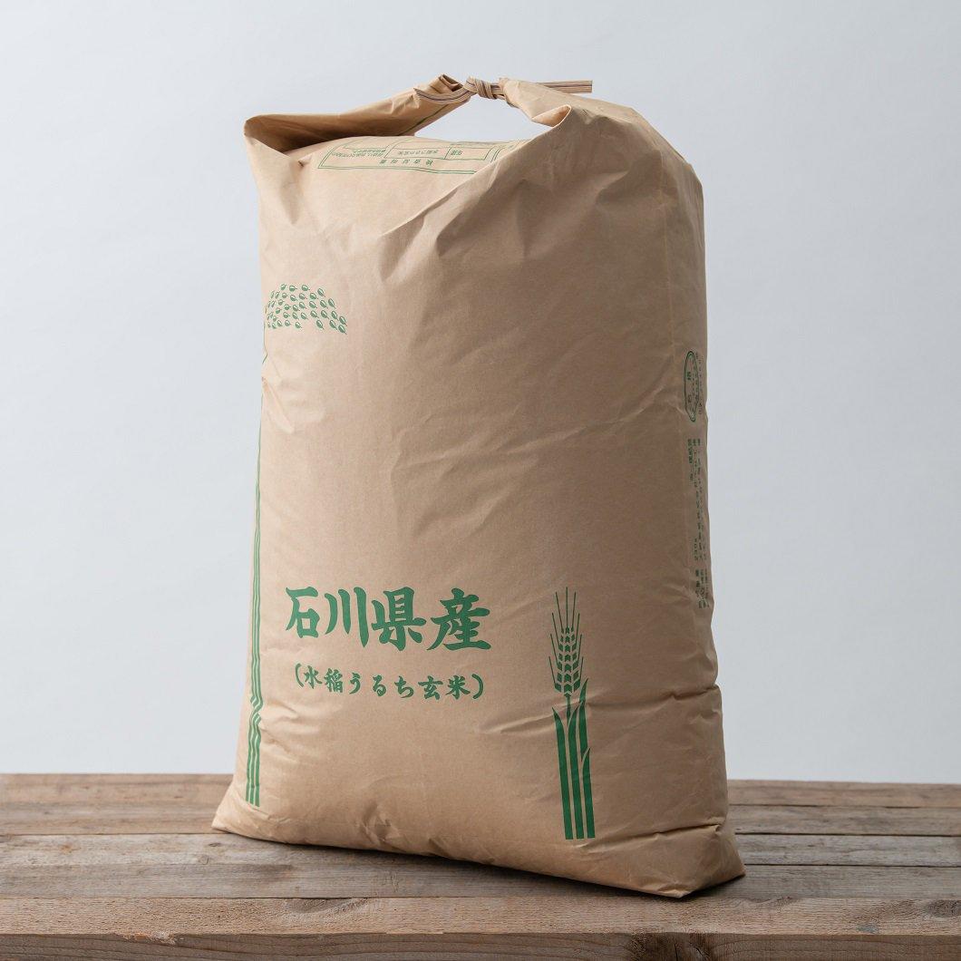 特別栽培コシヒカリ 玄米30kgの写真