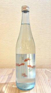 阿部勘 純米吟醸 夏酒 金魚ラベル 720ml