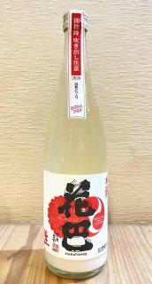 【クール便必須】 花巴 水もと純米 SODA POP 瓶内活性にごり 無濾過生原酒 720ml