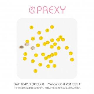 スワロフスキー Yellow Opal 231