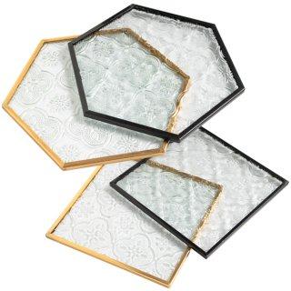 フローラガラスプレート